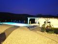 pool house nacht